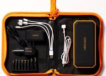 Crank Juice Box – the Ultimate Battery Power Solution For Your Creative Workflow On the Go