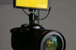 Panasonic GH5 TIle Light Blind Spot Gear