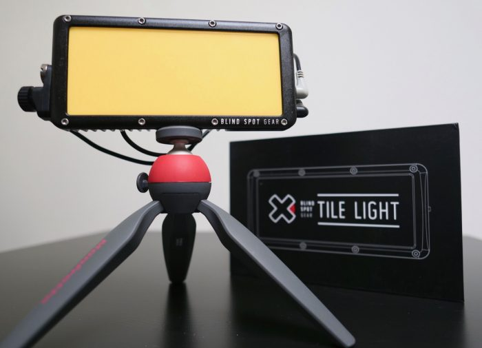 Tile Light Duo Pro Lighting On The Go From Blind Spot