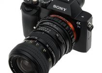Fotodiox DLX Stretch Series 3-in-1 Lens Adapters for Sony E Mount, Fuji X, and MFT
