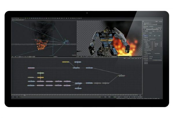 Blackmagic Design FUSION 9 VFX Software Gets VR | 4K Shooters