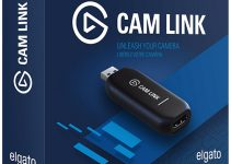 Cam Link Instantly Turns Any High-End Camera with HDMI Output Into a Live Streaming Device