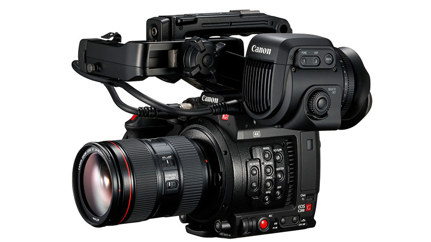 The Imminent Canon C200 Codec Update Will Only Be 4:2:0 8