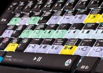 A Quick Look at the LogicKeyboard Resolve 14 Beta Keyboard