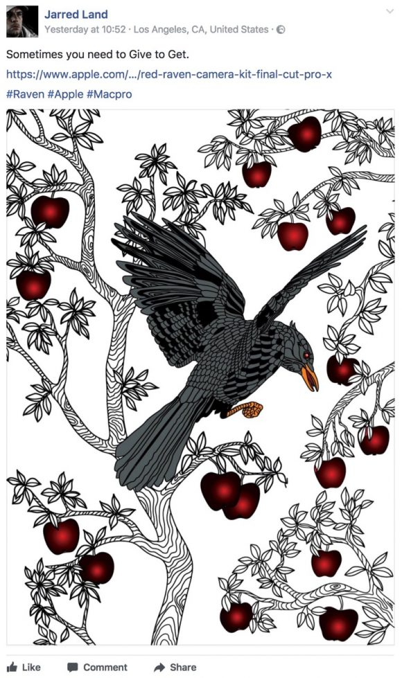 RED RAVEN KIT APPLE