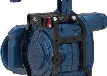 New VOCAS Cage, Base Plate, and Other Accessories for the Canon C200
