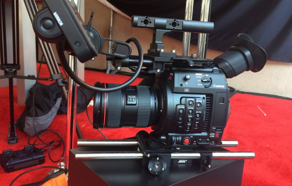 Kit Out Your Canon C200 with these New ARRI Pro Camera
