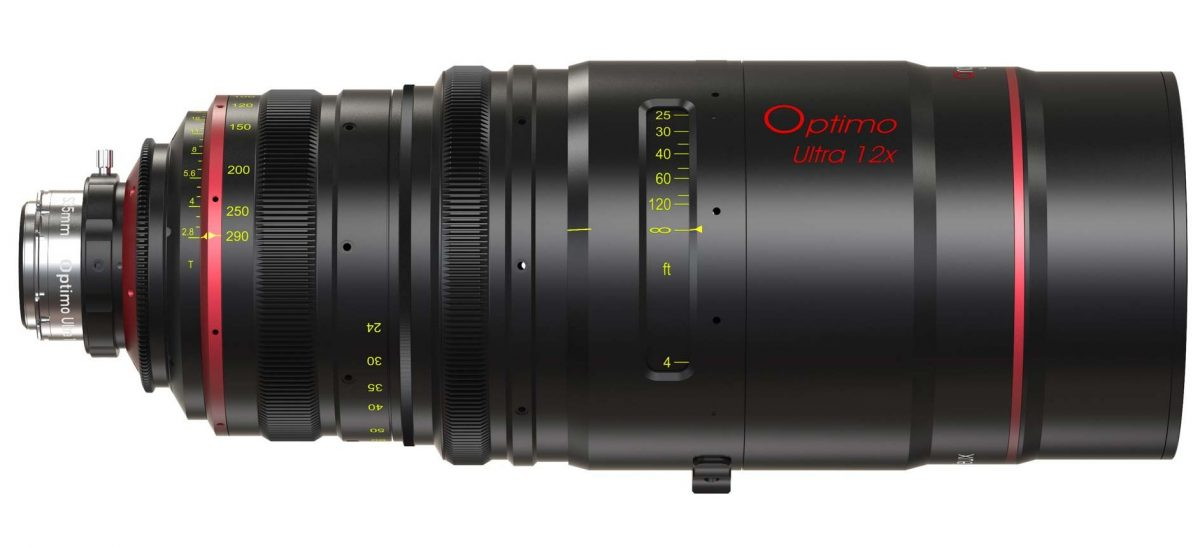 Angenieux Optimo Ultra12x