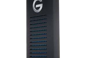IBC 2018: G-Technology Thunderbolt 3 SSD Solutions – G-Tech G-Drive Mobile SSD, Mobile Pro SSD, G-Speed Shuttle