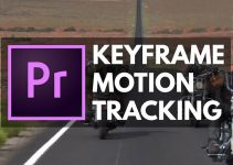 Manual and Auto Motion Tracking of an Object in Premiere Pro CC