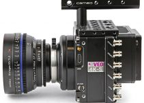 IBC 2017: The New Compact Phantom VEO4K-PL High-Speed Camera Shoots 4K Video Up to 1,000FPS