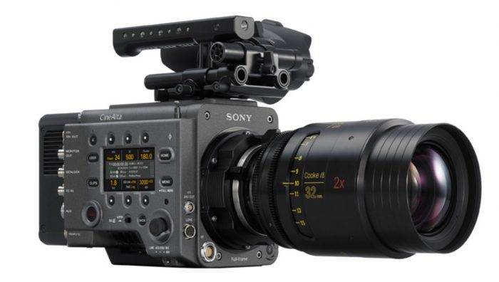 Sony VENICE CIneAlta 6K FF