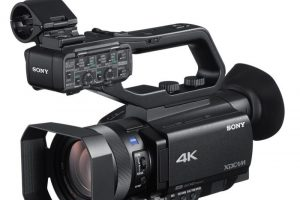 Watch the Full Sony IBC 2017 Press Conference + Learn More About the New Sony PXW-Z90 and NX80 4K Camcorders