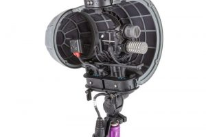 Rycote Stereo Cyclone – The Windshield of the Future for Stereo Mics