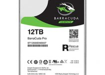 Seagate Announces 12TB BarraCuda Pro – the Fastest and Largest Desktop Hard Drive to Date