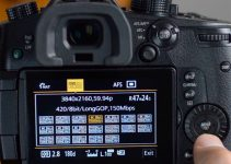 How To Quickly Switch Frame Rates on the Panasonic GH5