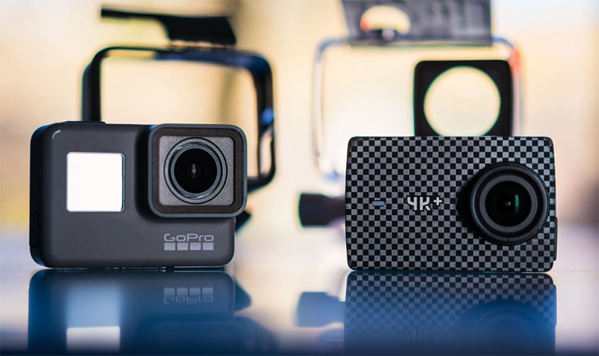 How Does the Affordable Yi 4K+ Action Camera Stack Up