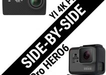 How Does the Affordable Yi 4K+ Action Camera Stack Up Against the Latest GoPro HERO6 Black?