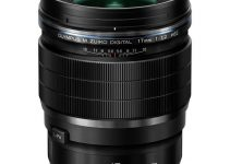 Olympus Unveils 17mm and 45mm f/1.2 M.Zuiko Pro Lenses for Micro 4/3 Cameras