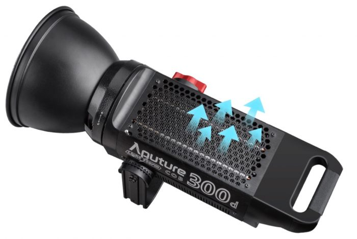 Aputure Light Storm 300D