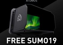 Atomos Sumo 19 Free Sunhood Offer