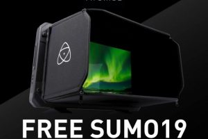 Atomos + YouTube HDR Made Simple in Upcoming Firmware, Plus Get a FREE Sunhood with Sumo19