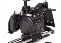 Canon C200 Wooden Camera