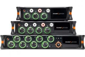 Sound Devices MIxPre series