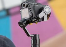 New Ikan DS2-A Angled 3-Axis Gimbal Allows You to See What You Shoot