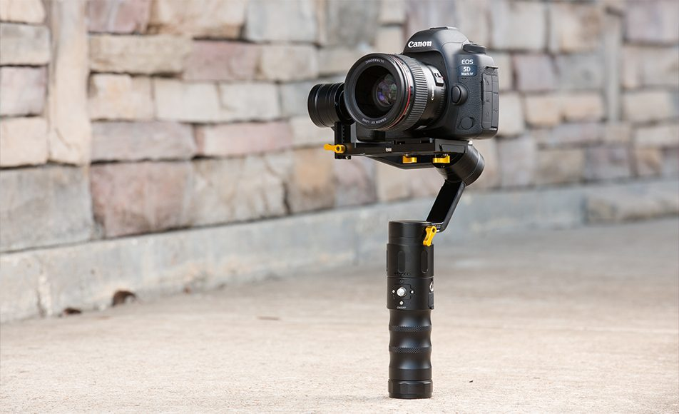 Ikan DS2-A Beholder 3-axis gimbal stabilizer