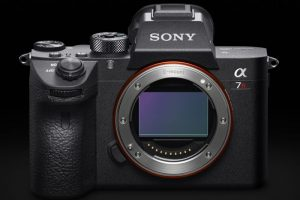 sony a7riii front