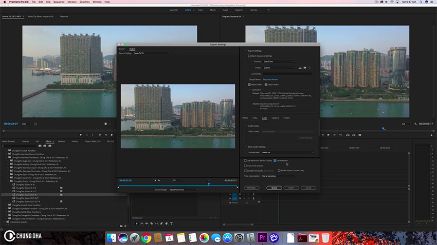 How to Render Heavy Effects More Efficiently in Premiere Pro
