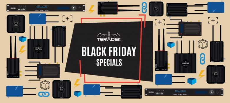 Teradek Black Friday 2017 Deals