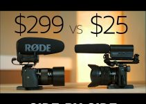 How Does the $25 Takstar Mic Hold Up Against the $299 Rode VideoMic Pro+?