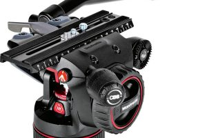 New Manfrotto Nitrotech N12 Fluid Video Head