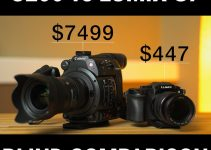 Canon C200 vs Panasonic G7 – Can You Guess Which is Which?