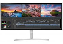 LG Announces its First UltraWide 5K Monitor with Thunderbolt 3 Connectivity and HDR 600 Support