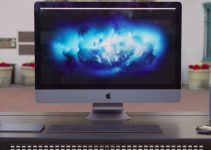 Ckeck Out This Slick iMac Pro Desk Setup for Content Creators (with Deep Pockets)