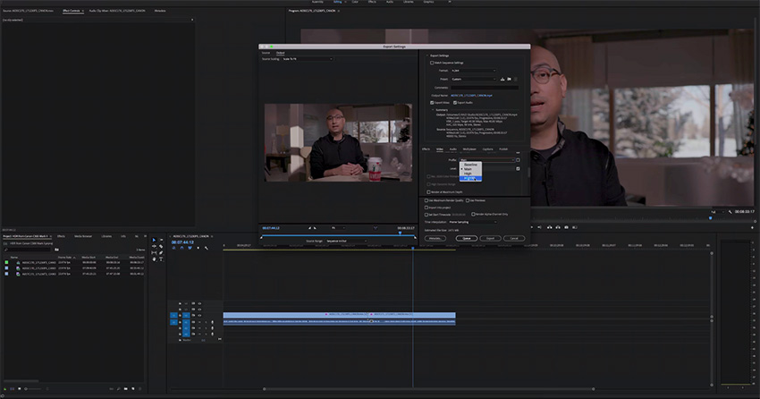 Adobe Premiere Pro Cc Export Settings - Gonzagasports