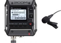 Zoom F1 – New Affordable Pocket Audio Recorder for Videographers