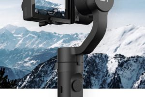 New 3-Axis YI Action Gimbal for YI 4K+ Action Camera