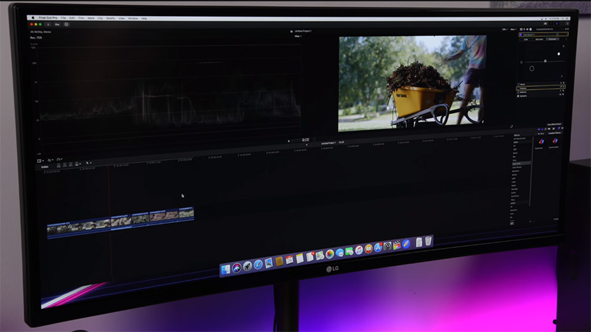 4K Video Editing in FCPX on a $350 Budget High Sierra Hackintosh