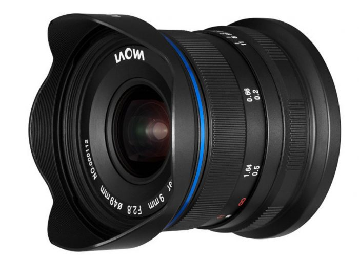 venus optics laowa 9mm f2.8 aps-c