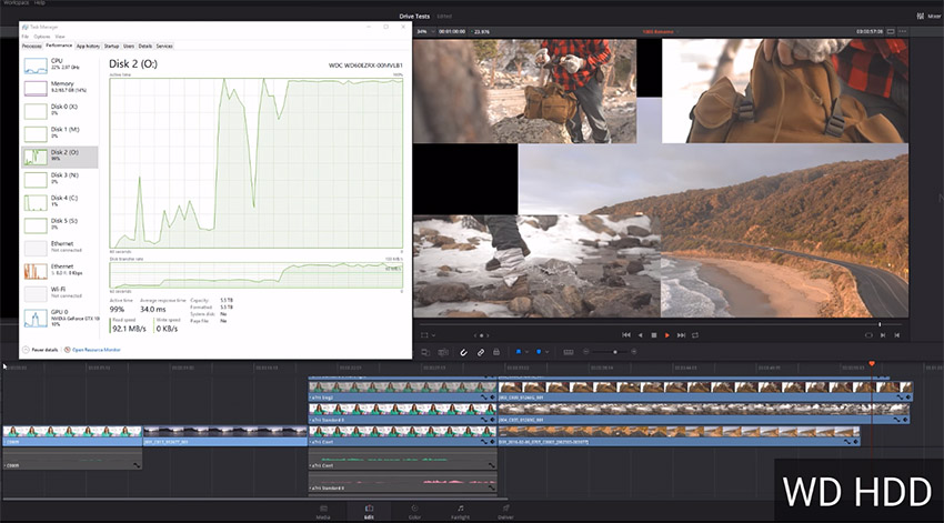 Can an NVMe Drive Really Enhance Your Video Editing Workflow