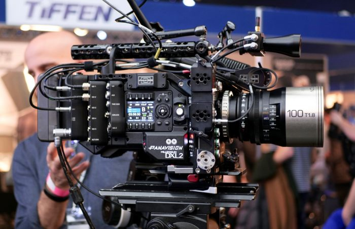 Panavision DXL2 BSC EXPO