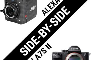 Sony A7S II vs ARRI Alexa Mini – Can You Guess Which is Which?