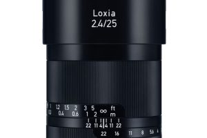 New Zeiss Loxia 25mm f2.4 Compact Wide-Angle Lens Announced
