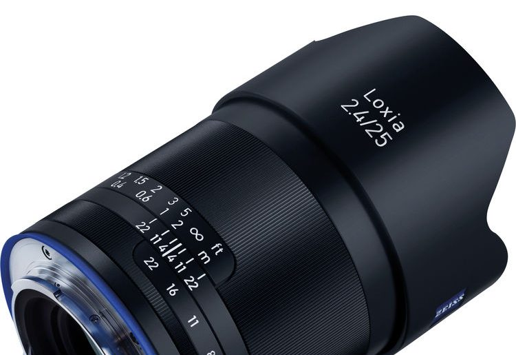 zeiss loxia 25mm f2.4 sony e mount back seal a7sii a7ii a7s
