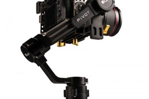 """IKAN Announces PIVOT """"Angled"""" 3-Axis Gimbal Stabilizer with 8 lb. Payload"""
