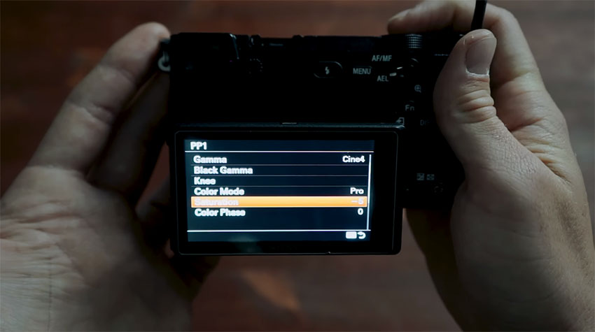 The Best Cine4 Settings for Your Sony Mirrorless Camera   4K
